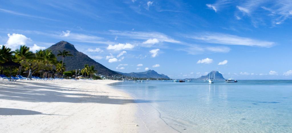 Mauricius - pláž Flic en Flac