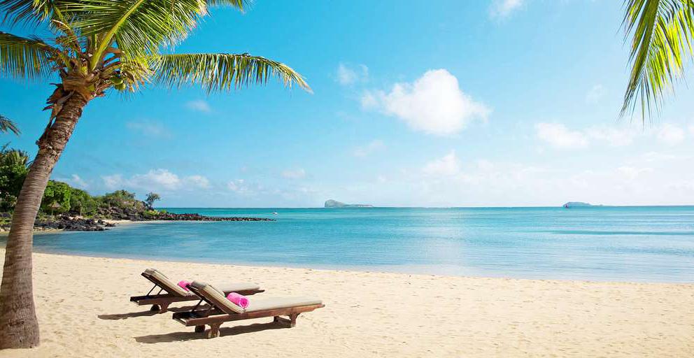 Mauricius - pláž Grand Gaube