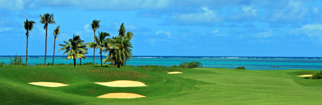 Mauricius - golfové hřiště Anahita