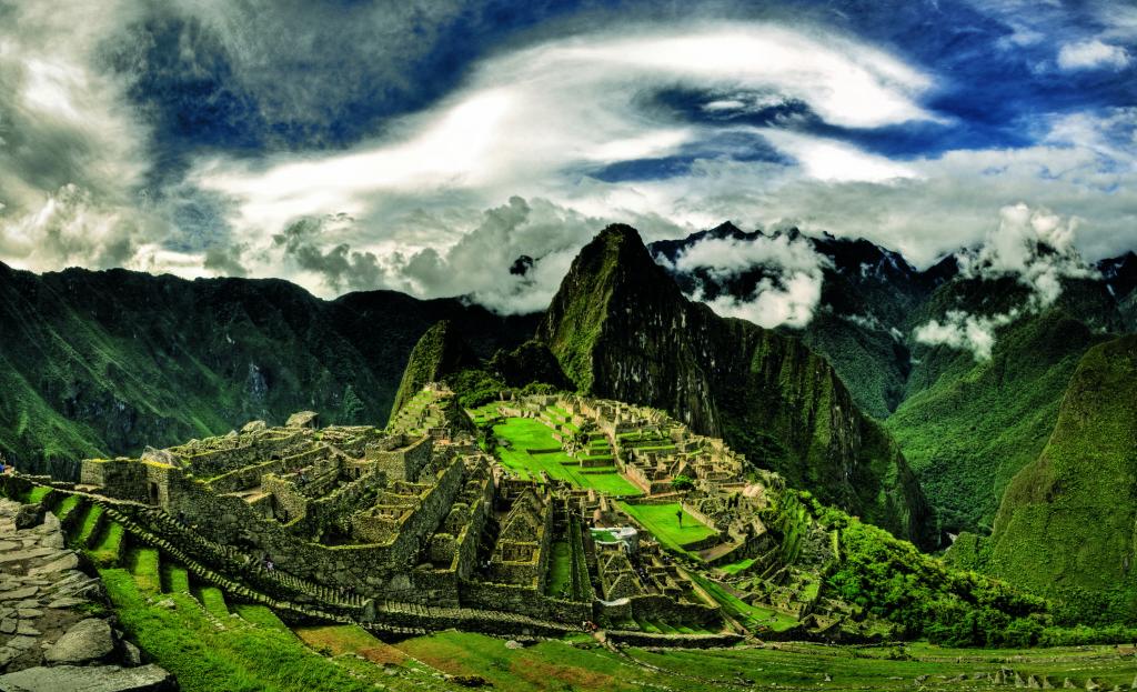 Peru - ztracené město Inků Macu Picchu