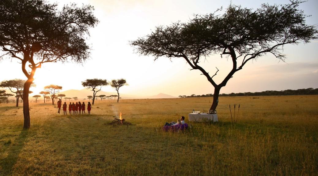 luxusní safari