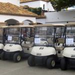 Golf-Andalusie-La-Cala-Golf-buggy