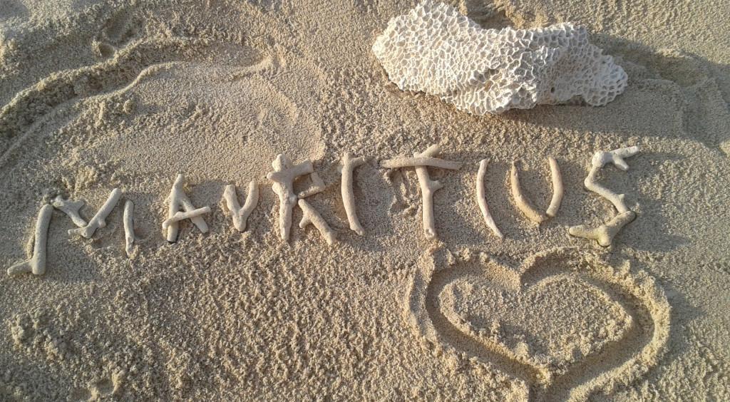 I love Mauricius