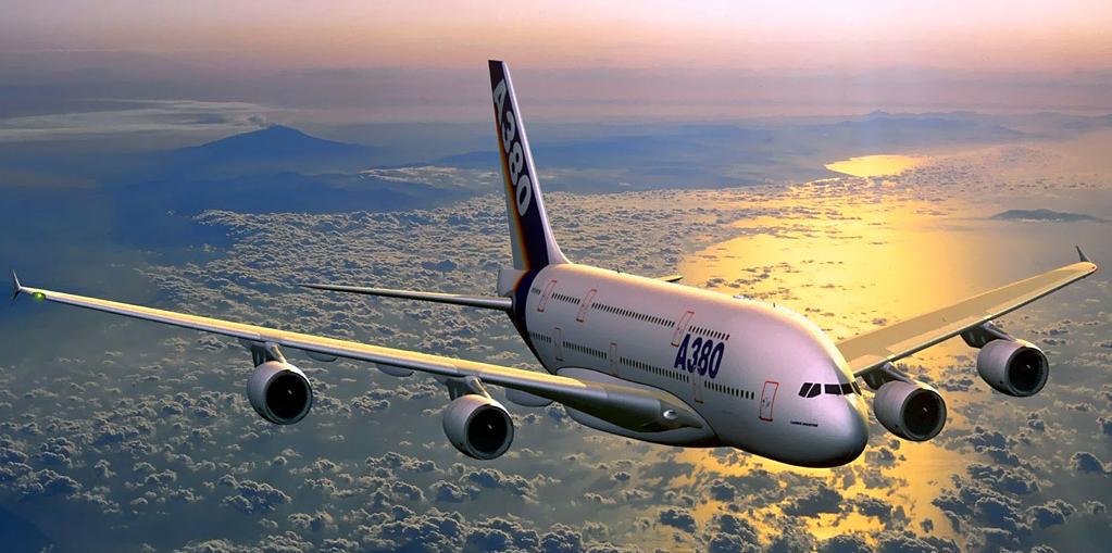 Airbus - A 380