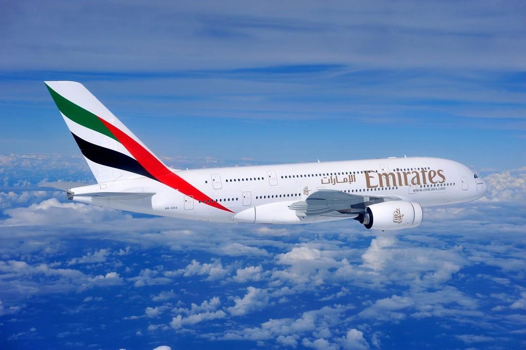 Emirates - A380