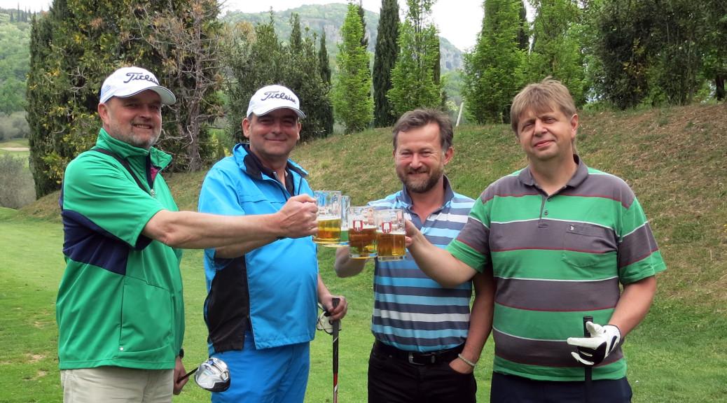Golf-Lago-di-Garda-Golf-Ca-Degli-Ulivi-turnaj-Snail-Travel-Cup