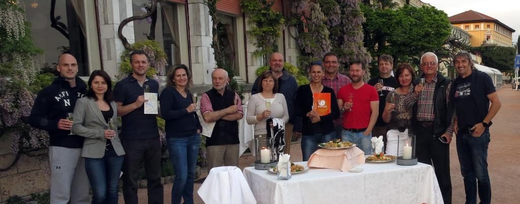 Golf-Lago-di-Garda-Grand-hotel-Gardone-přivítání