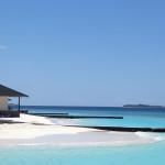 Maledivy-Andaaran-Meedhuparu-plážový bungalov