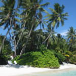 Maledivy-Bandos-pláž