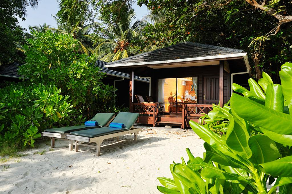 Maledivy-Royal-Island-plážová-vila