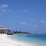 Maledivy-Viceroy-pláž