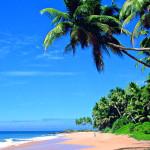 Srí Lanka - Bentota-pláž