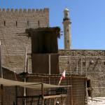 Emiráty-Dubaj-Al-Fahidi-Fort-Museum