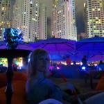 Emiráty-Dubaj-Smoky-Club-Dubaj-Marina-beach