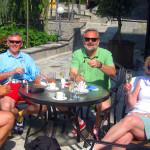 Golf-Bulharsko-Thracian-Cliffs-snídaně