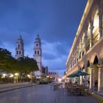 Mexiko-Campeche