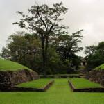 Mexiko-Palenque-hřiště-na-pelotu