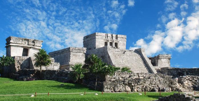 Mexiko-Tulum