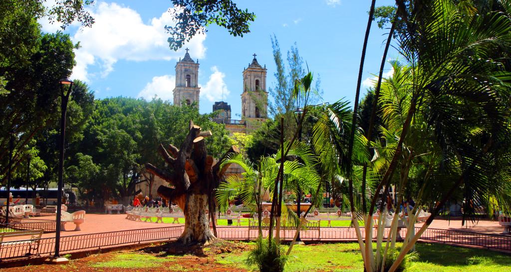 Mexiko-Valladolid