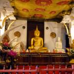 Srí-Lanka-Kandy-chrám-Dalada-Maligawa- Buddhův-zub