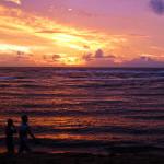 Srí-Lanka-Bentota-západ-slunce