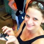 Srí-Lanka-Bentota-želví-zachranná-stanice