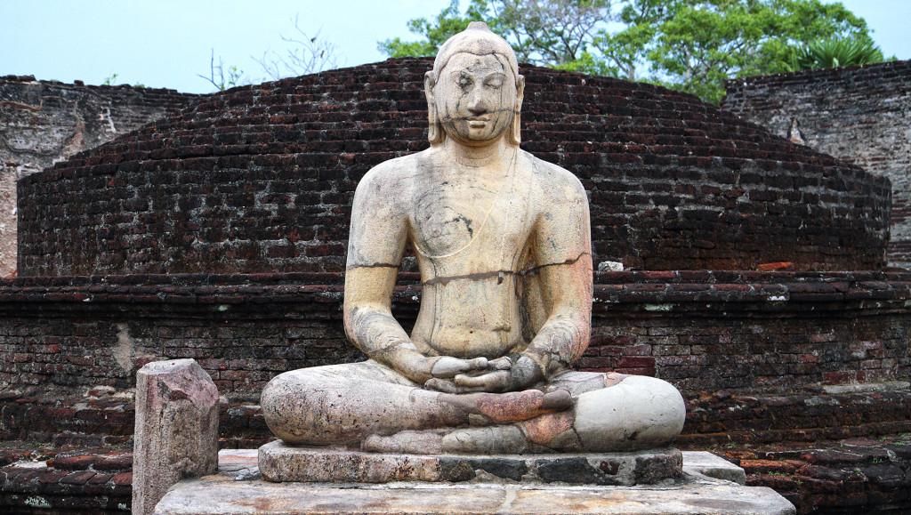 Srí-Lanka-Polonnaruwa