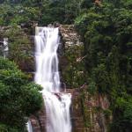 Srí-Lanka-Ramboda Falls
