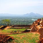 Srí-Lanka-Sigiriyia-na-vrcholu