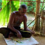 Srí-Lanka-projížďka-lodí-zpracování-skořice