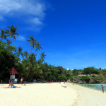 Filipíny-Bohol-pláž-Alona-beach
