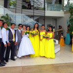 Filipíny-Bohol-svatba