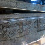 Mexiko-Palenque-sarkofág-Pakal