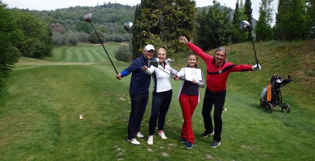 Golf-Itálie-Lago-di-Garda-golfové-hřiště-Ca-Degli-Ulivi-golfový-turnaj-Snail-Travel-Cup