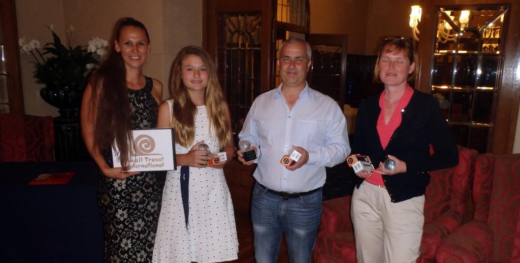Golf-Itálie-Lago-di-Garda-golfové-hřiště-Ca-Degli-Ulivi-golfový-turnaj-Snail-Travel-Cup-vyhlášení