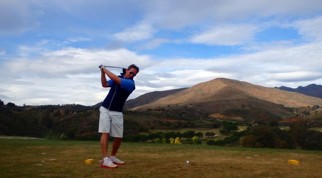 Golf-Španělsko-La-Cala-golfové-hřiště-America