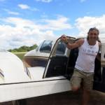 Luxusní-safari-Tanzanie-Zanzibar-Selous-African-Safari-Camp-přílet