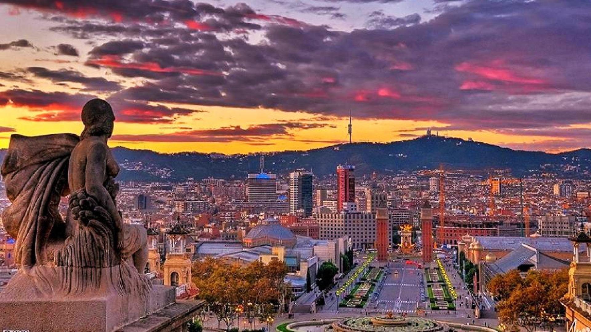 Eurovíkendy-Barcelona