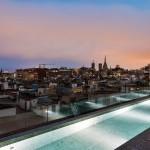 Eurovíkendy-Barcelona-hotel-Yurbban-passage-hotel-spa