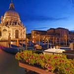 Eurovíkendy-Benátky - hotel Westin-Venice-La-Cusina-Restaurant