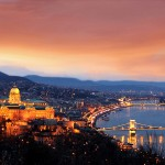 Eurovíkendy-Budapešť