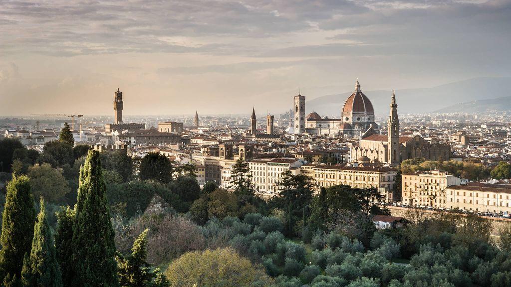 Eurovíkendy-Florencie