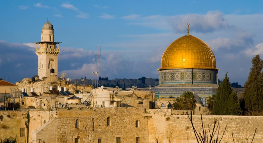Eurovíkendy-Jerusalem