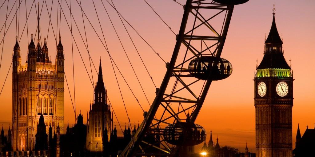 Eurovíkendy-Londýn