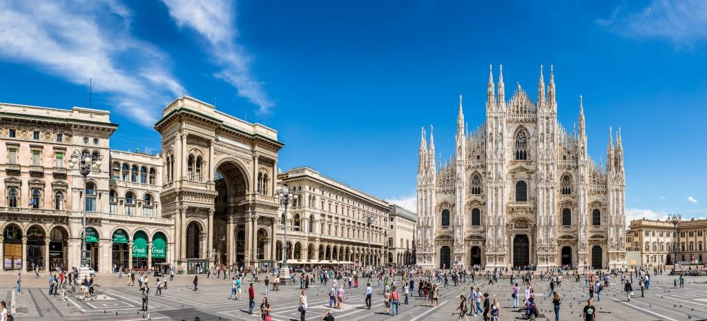 Eurovíkendy-Miláno