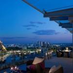 Eurovíkendy-Paříž -hotel-Plaza-Athens-terasa