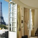 Eurovíkendy-Paříž -hotel-Shangri-la-pokoj