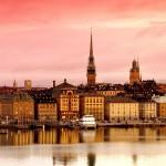 Eurovíkendy-Stockholm