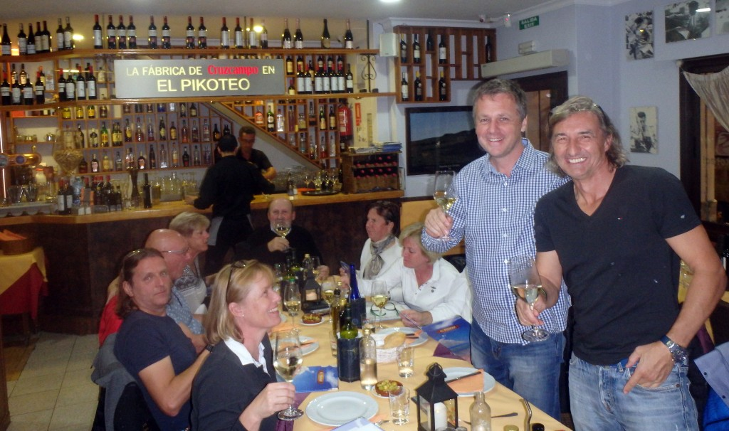 Golf-Španělsko-La-Cala-Cala-de-Mijas-restaurace-El-Pico-Teo