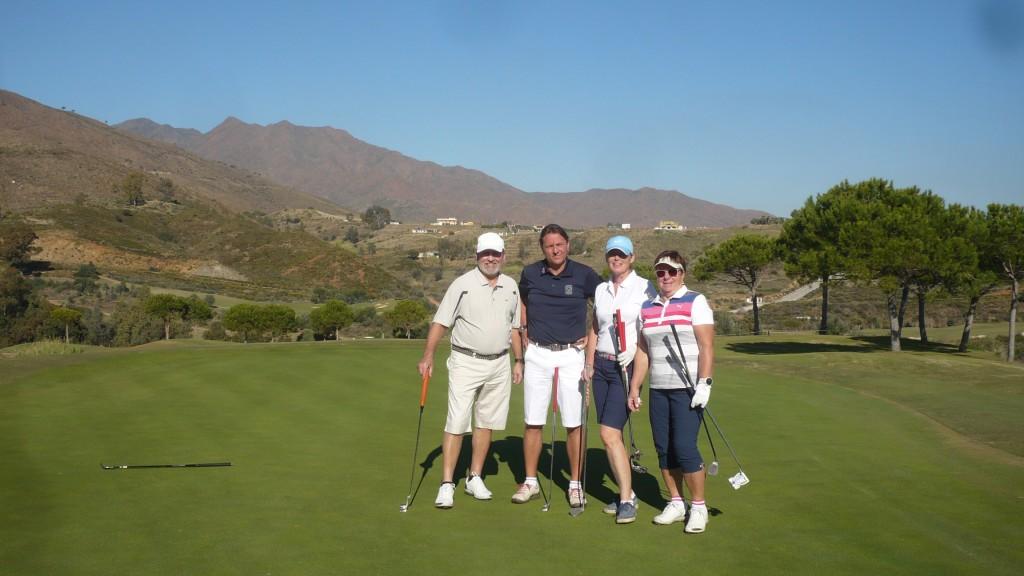 Golf-Španělsko-La-Cala-Golf-golfové-hřiště-America-golfový-turnaj-Snail-Travel-Cup